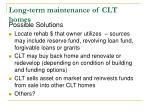long term maintenance of clt homes2