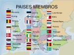 paises miembros