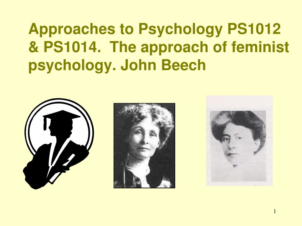 Ppt approaches in psychology powerpoint presentation id:212681.