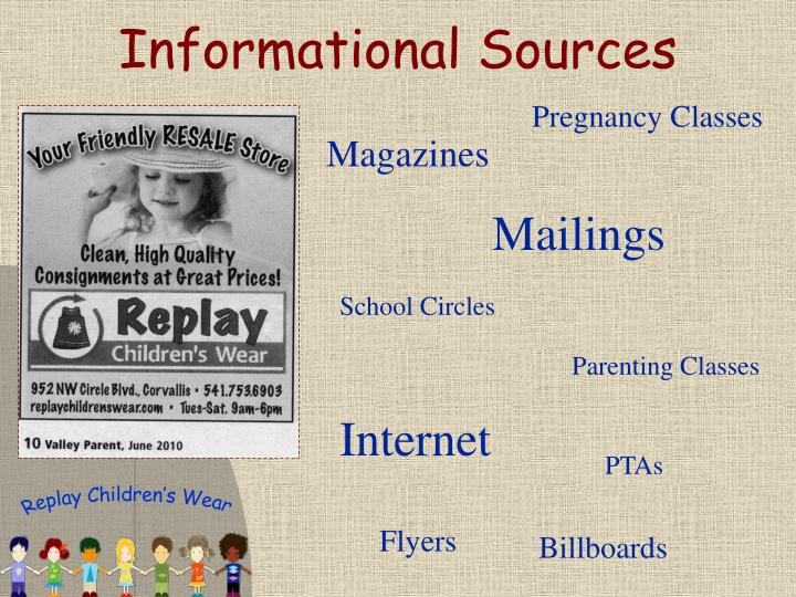 Informational Sources