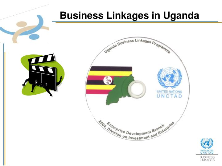 Business Linkages in Uganda