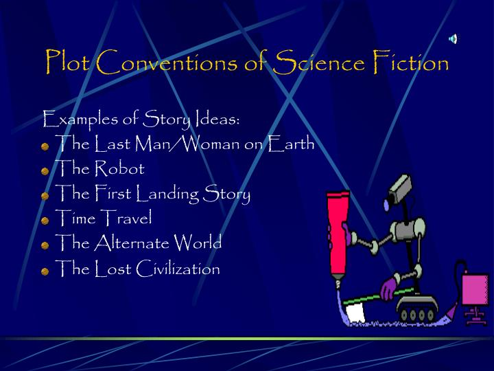 Plot Conventions of Science Fiction