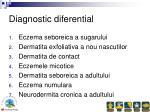 diagnostic diferential