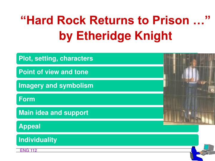 hard rock returns to prison