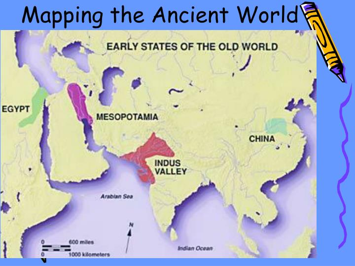 Mapping the Ancient World