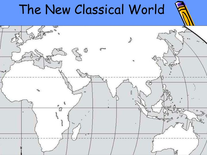 The New Classical World