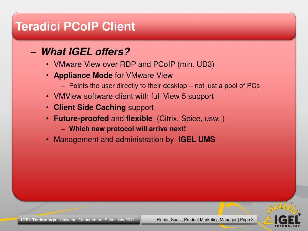 PPT - Thin Client vs  Zero Client PowerPoint Presentation