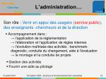 l administration1