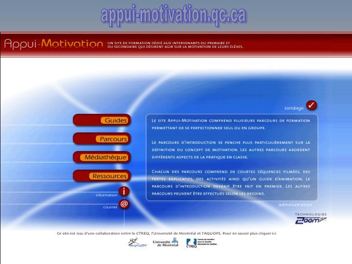 appui-motivation.qc.ca