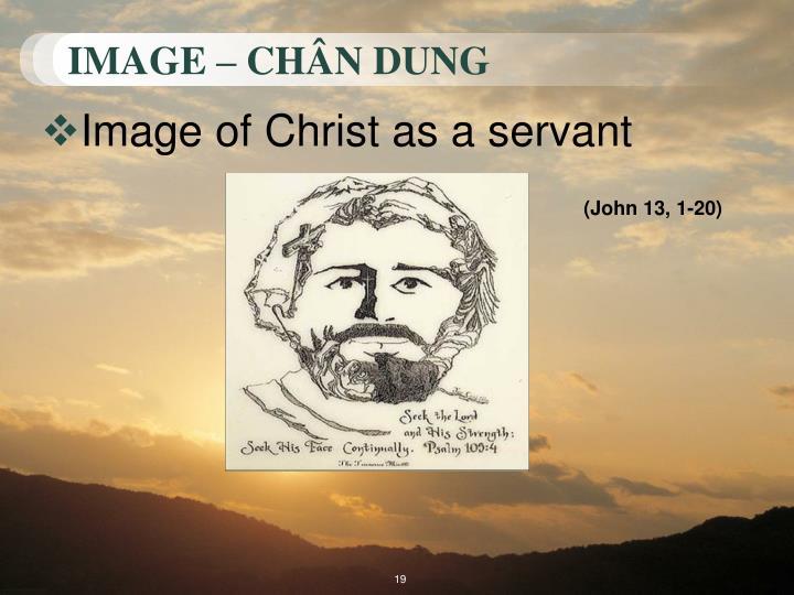 IMAGE – CHÂN DUNG