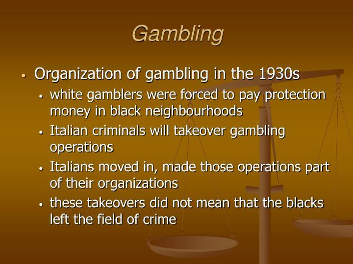 Casino carmine left meaning