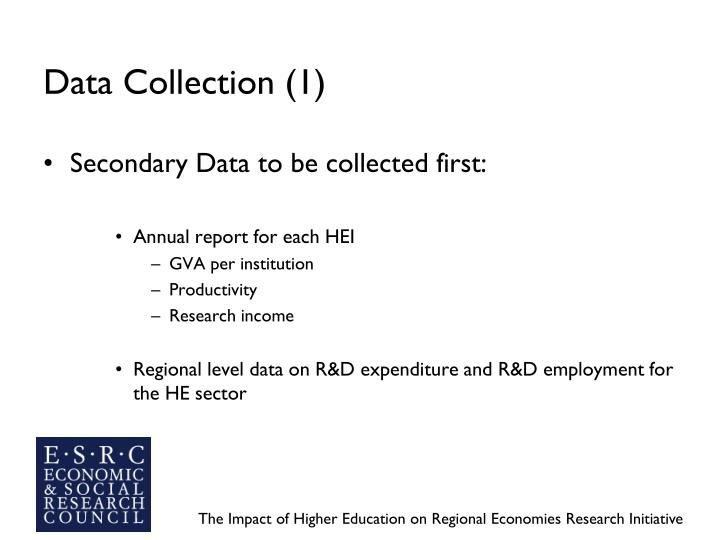 Data Collection (1)