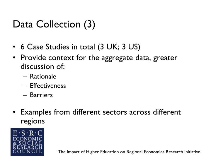 Data Collection (3)