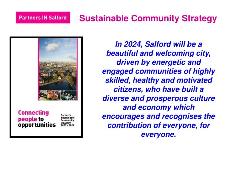 Sustainable Community Strategy