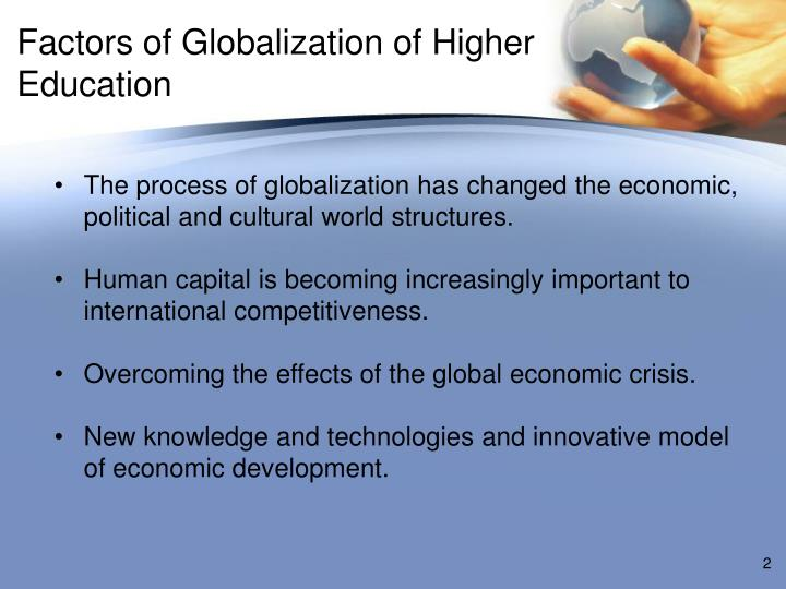 the effects of globalisation in the economy Globalization has become a familiar enough word, the meaning of which has been discussed by others before me during this conference let me nonetheless outline briefly what i understand by the term.