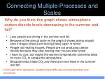 connecting multiple processes and scales1