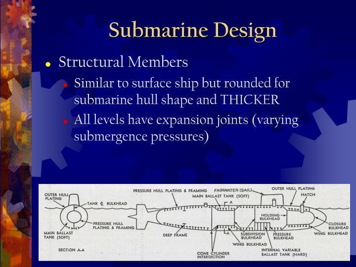 Submarine Design
