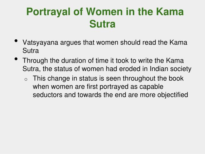 Portrayal of Women in the Kama Sutra