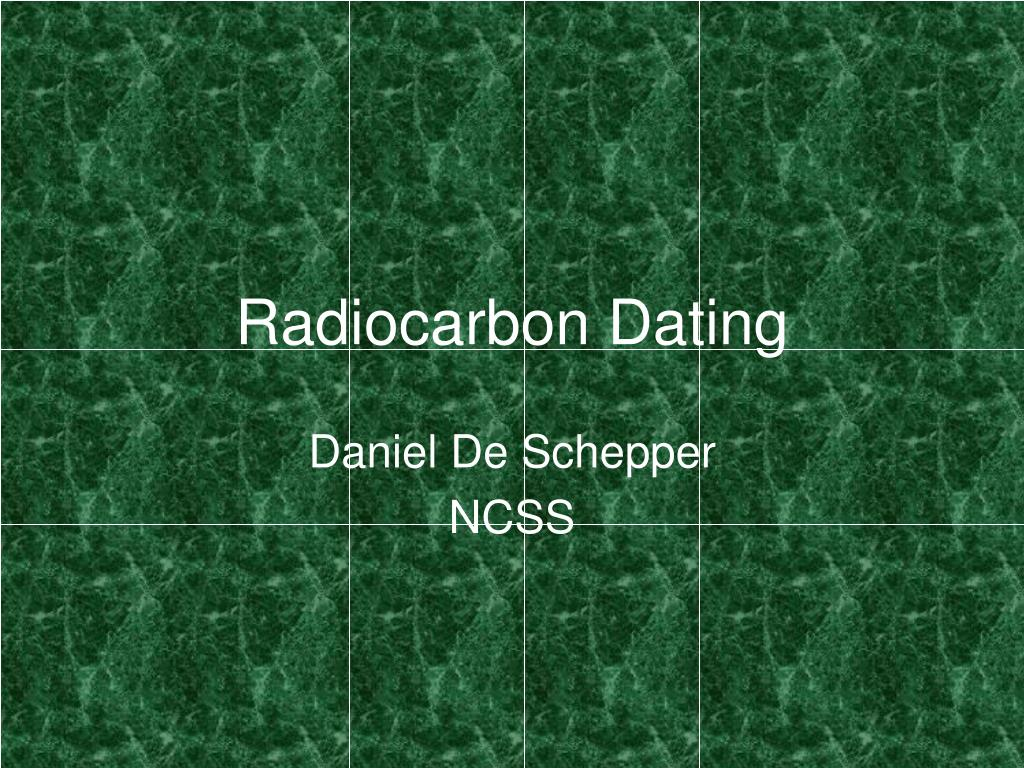 radiometric dating ppt kelly brook dating jeremy