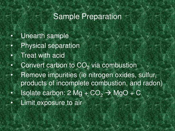 lower limit of radiocarbon dating