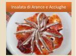 insalata di arance e acciughe