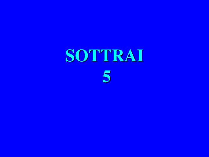 SOTTRAI