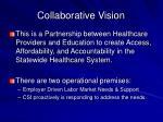 collaborative vision