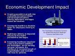 economic development impact