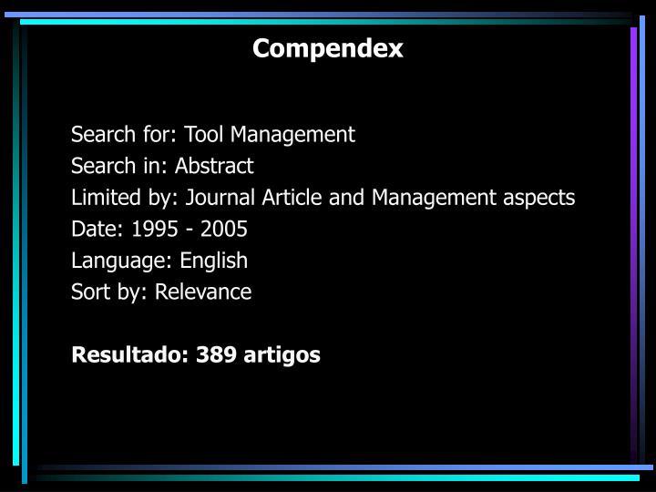 Compendex