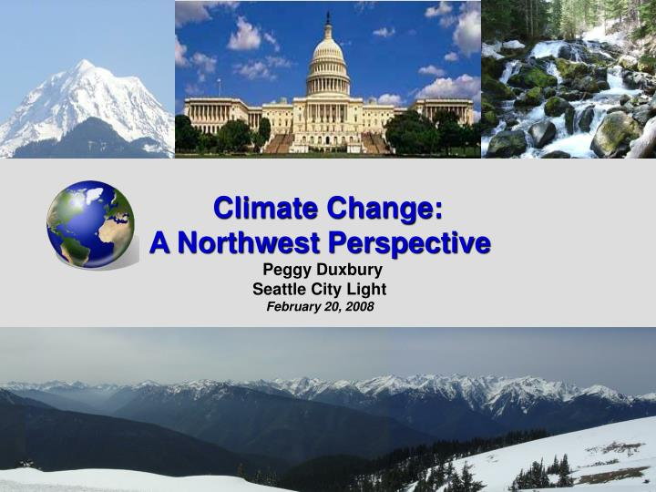 climate for change an actuarial perspective This week we're sharing news stories about climate change from around the world in an attempt to get a more global perspective the tide of climate change.