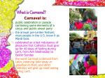 what is carnaval
