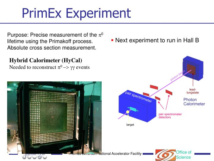 Hybrid Calorimeter (HyCal)