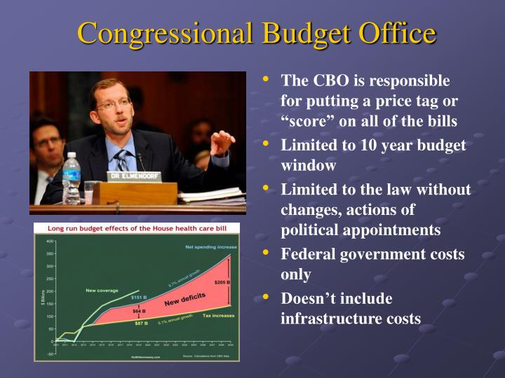 Ppt health system reform outlook october 21 2009 janet trautwein ceo national association of - Congressional budget office ...