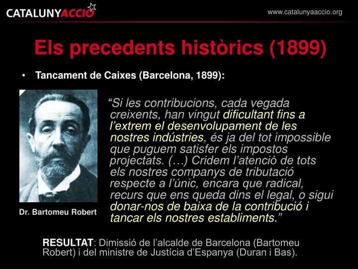 Dr. Bartomeu Robert