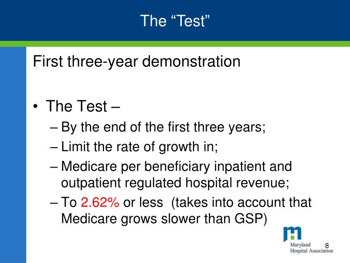 """The """"Test"""""""