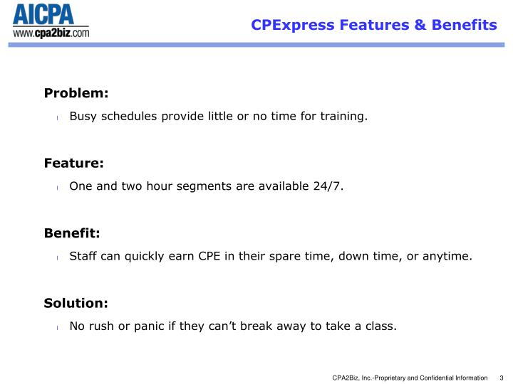Cpexpress features benefits1