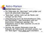 retro marken7