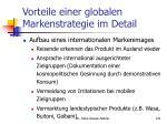 vorteile einer globalen markenstrategie im detail1