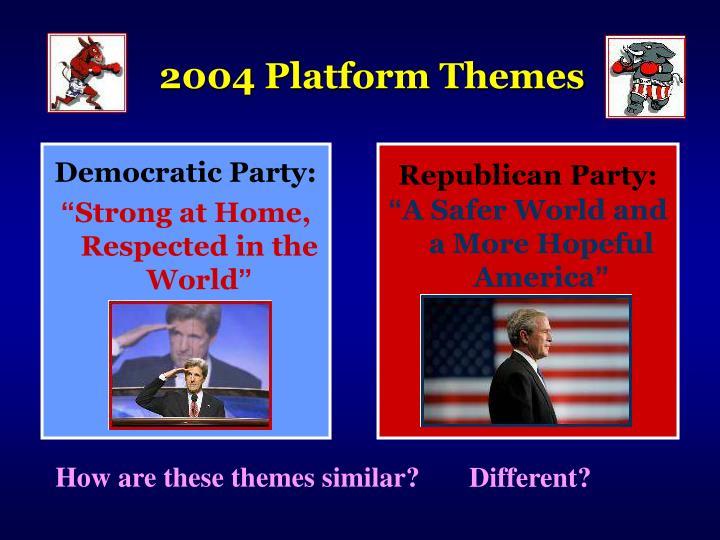 Democratic Party: