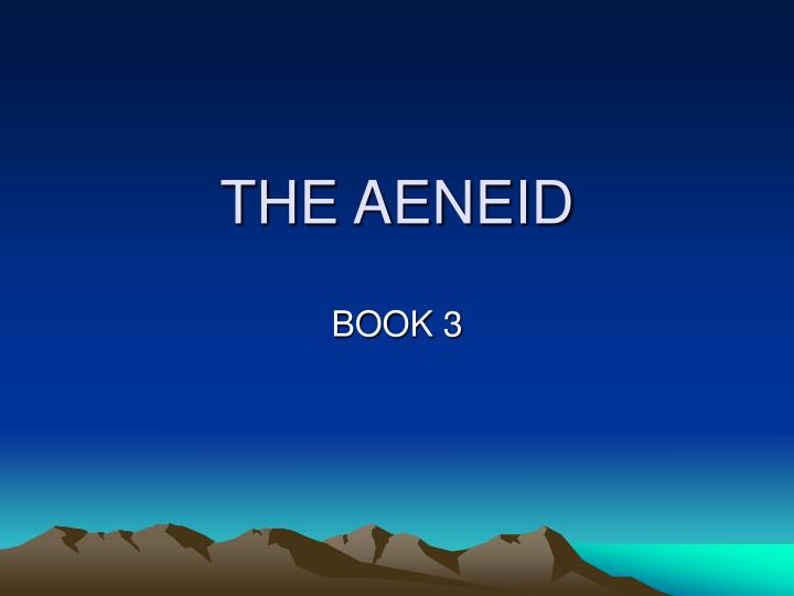 the aeneid n.