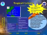 tropical cyclones summary