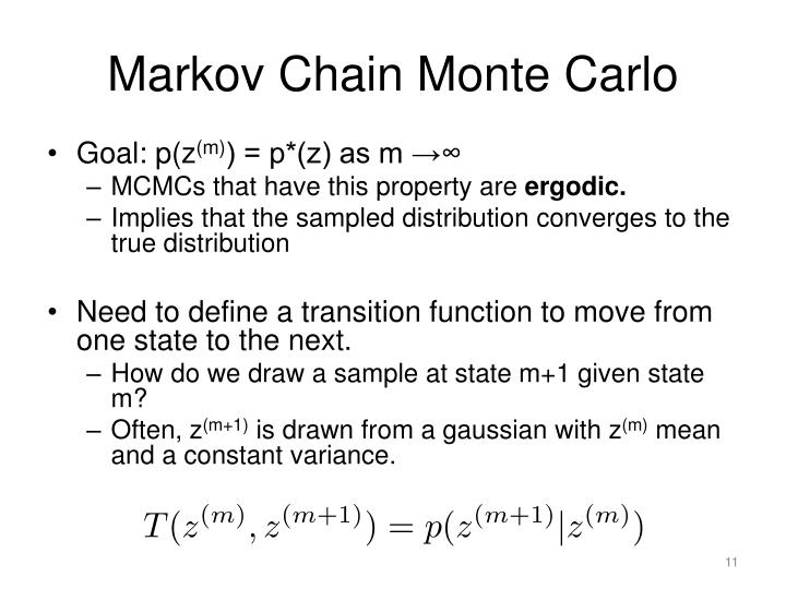 lecture note mcmc Short-courses and tutorials lecture notes lecture 1: introduction to bayesian thinking lecture 2: markov chain monte carlo preprint.