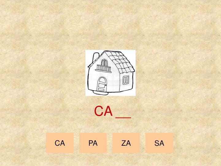 CA __