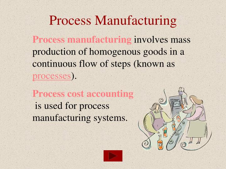 Process manufacturing1