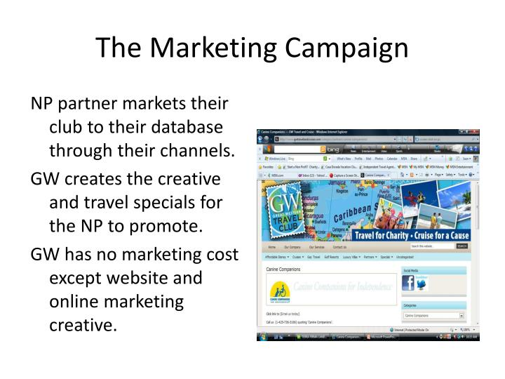 The Marketing Campaign