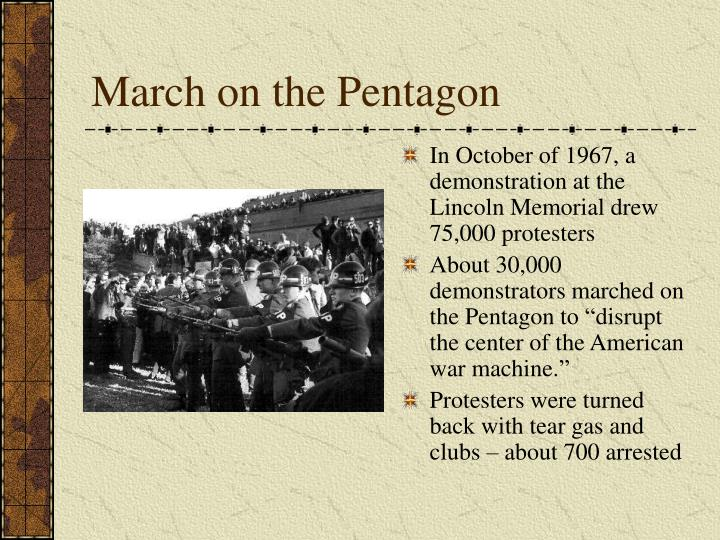 March on the Pentagon