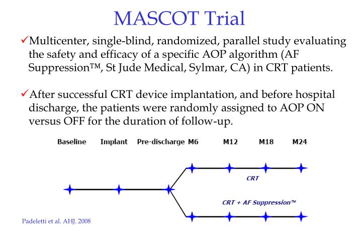 MASCOT Trial