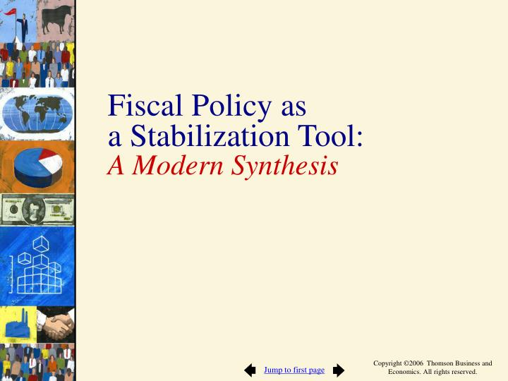 Fiscal Policy as