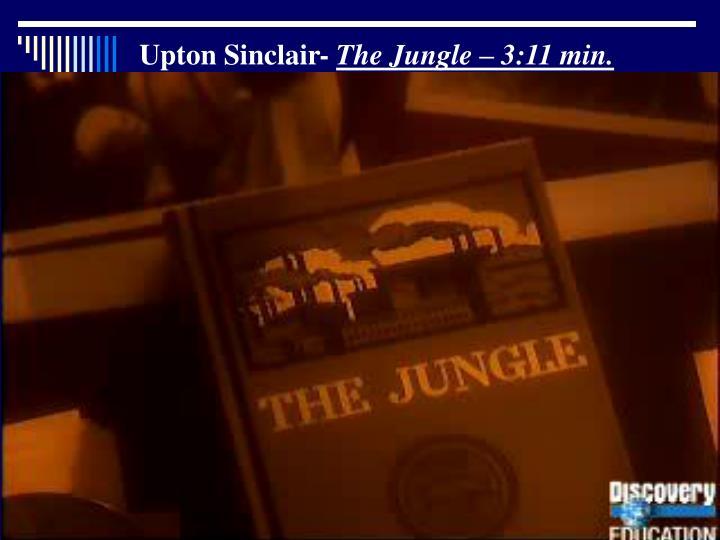 Upton Sinclair-