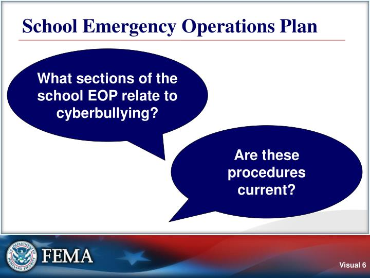 School Emergency Operations Plan